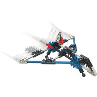 KNEX Starter Vehicle Stealth Plane Building Set - Knex Gifts