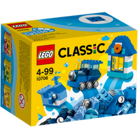 LEGO Classic Blue Creativity Box - 10706