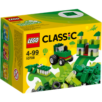 LEGO Classic Green Creativity Box - 10708