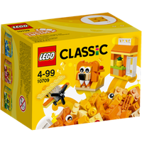 LEGO Classic Orange Creativity Box - 10709