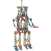 KNEX Imagine 25th Anniversary Ultimate Builders Case - Silver Wedding Anniversary Gifts
