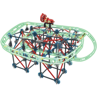 KNEX Thrill Rides Web Weaver Roller Coaster Building Set - Knex Gifts