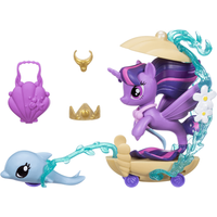 My Little Pony: The Movie Twilight Sparkle Undersea Carriage - Dolls Gifts