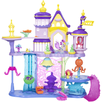 My Little Pony the Movie Canterlot & Seaquestria Castle - My Little Pony Gifts