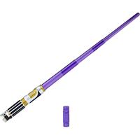 Star Wars: Revenge of the Sith Mace Windu Electronic Lightsaber - Electronic Gifts