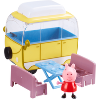Peppa Pig Vehicle - Campervan - Peppa Pig Gifts