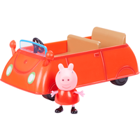 Peppa Pig Vehicle - Family Car - Peppa Pig Gifts