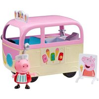 Peppa Pig Vehicle - Peppa Pig's Ice Cream Van