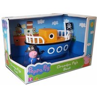 Peppa Pig - Pirate George on Ship - Peppa Pig Gifts