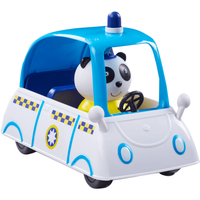 Peppa Pig PC Pandas Police Car - Pc Gifts