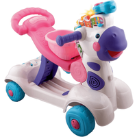 VTech Zebra Scooter 3 In 1 Pink - Zebra Gifts