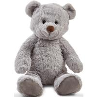 Snuggle Buddies 32cm Friendship Teddy- Pip (Grey) - Friendship Gifts