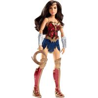 Wonder Woman Doll - Battle Ready - Woman Gifts