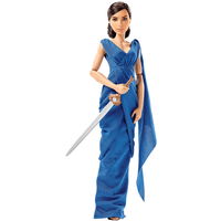 Wonder Woman Doll - Diana Prince and Hidden Sword - Woman Gifts