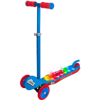Light Burst Scooter Blue & Red - Scooter Gifts