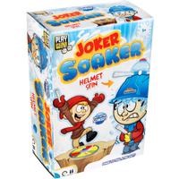 Play & Win Joker Soaker Helmet Spin Game