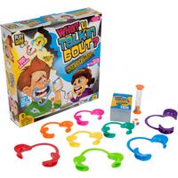 Play & Win What U Talkin Bout? Adults VS Kids