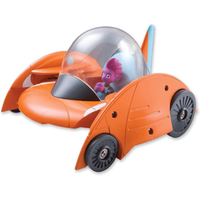 Disney Junior Miles from Tomorrow Vehicle - The Hot Saucer - Miles From Tomorrow Gifts