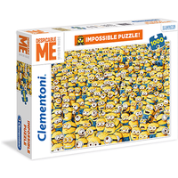 Clementoni - Despicable Me Impossible Puzzle - Despicable Me Gifts