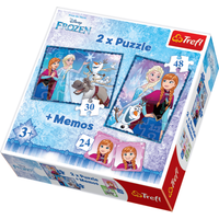 Disney Frozen 2 x TREFL Puzzles - Puzzles Gifts