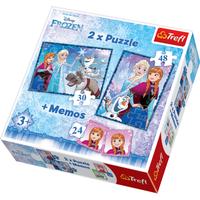 Disney Frozen 2 x TREFL Puzzles