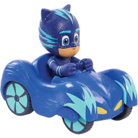 PJ Masks 3 Wheelie Vehicle - Catboy