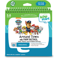 LeapFrog LeapStart Paw Patrol Activity Book - Leapfrog Gifts
