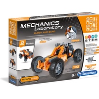 Clementoni Science Museum - Buggy And Quad Kit - Science Gifts
