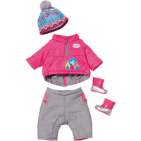 BABY born Play&Fun Deluxe Winter Set - Baby Born Gifts