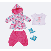 BABY Born Deluxe Fun in the Rain Outfit - Baby Born Gifts