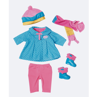 BABY Born Deluxe Cold days Outfit - Baby Born Gifts