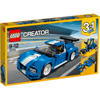 LEGO Creator Turbo Track Racer 31070 - Track Gifts