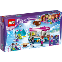 LEGO Friends Snow Resort Hot Chocolate Van 41319 - Hot Chocolate Gifts