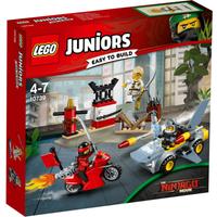 LEGO Juniors The Ninjago Movie Shark Attack 10739
