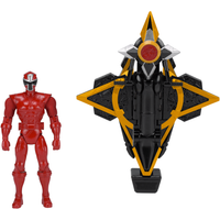 Power Rangers Mega Morph Cycle With Red Ranger - Morph Gifts