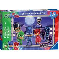 Ravensburger PJ Masks XXL Glow in the Dark Jigsaw Puzzle 60 Piece