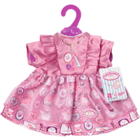 Baby Annabell Day Dress - Pink - Dress Gifts