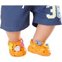 BABY Born Shoes & Funny Pins (Colours Vary) - Baby Born Gifts