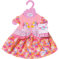 BABY Born Dress - Pink - Baby Born Gifts