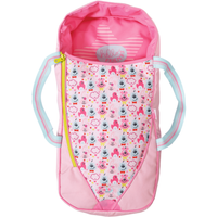 BABY Born 2in1 Sleeping Bag & Carrier - Baby Born Gifts