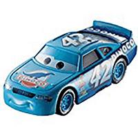 Disney Pixar Cars 3 Checklanes Vehicle - Cal Weathers - Disney Cars Gifts