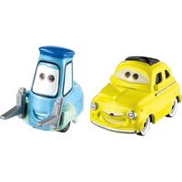 Disney Pixar Cars 3 Checklanes Vehicle - Luigi & Guido - Disney Cars Gifts