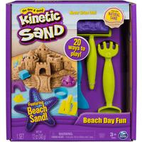 Kinetic Sand - Beach Day Fun Set - Fun Gifts