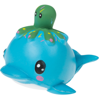 Squish Squashies Lovably Squishy - Dolphin - Dolphin Gifts