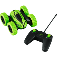 Extreme 360 RC Stunt Double - Side Roll Car - Green - Extreme Gifts
