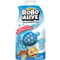 Robo Alive - Blue Turtle - Turtle Gifts