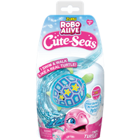 Robo Alive Cute-Seas - Blue Turtle - Turtle Gifts