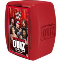 Top Trumps Quiz Card Game - WWE