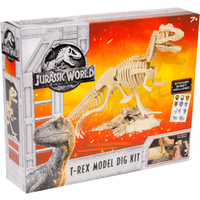 Jurassic World T-Rex Model Kit