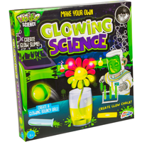 Weird Science - Make Your Own Glowing Science - Science Gifts
